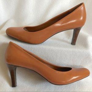 NEW Ralph Lauren Genuine Leather Heels